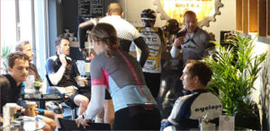 The Grind Coffee Shop at Action Cycles